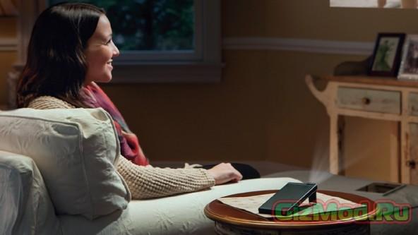 $350 просит Sony за лазерный проектор MPCL1