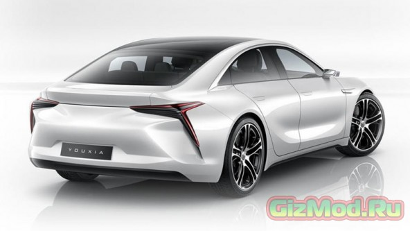 Youxia X - китайский ответ Tesla Motors