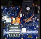 Как разобрать и почистить от пыли ноутбук Samsung R540