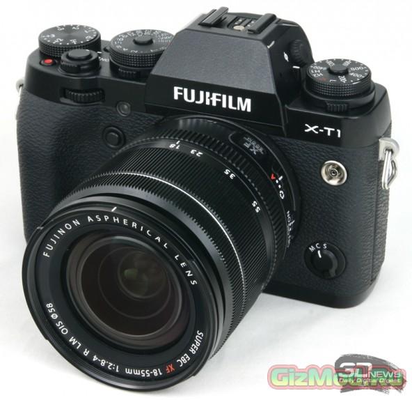 Fujifilm X-T1 IR предназначена для ночной съемки