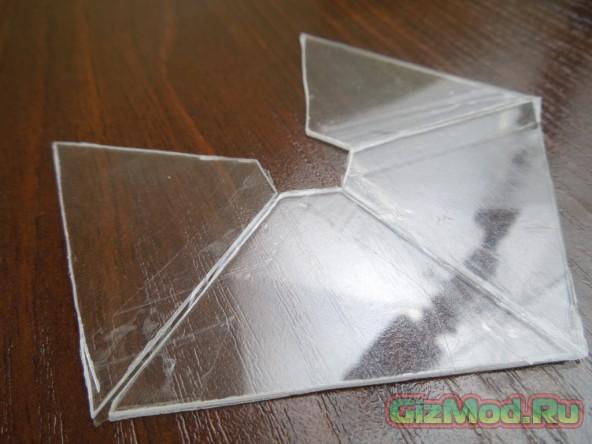 3D-голограмма в домашних условиях