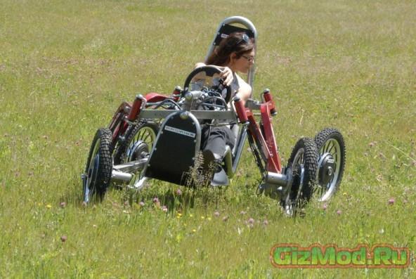 Swincar Spider — автомобиль-паук