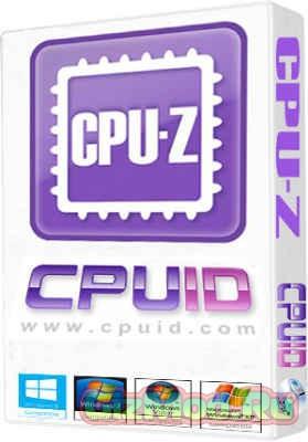 CPU-Z 1.73 - расскажет о процесссоре все!