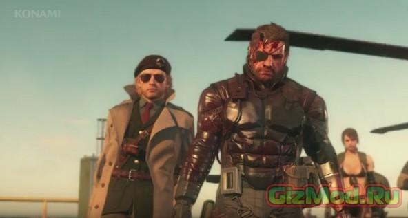 """Metal Gear Solid V метит в лидеры """"Игра года"""""""