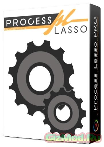 Process Lasso 8.8.2.0 - удобный мониторинг процессов