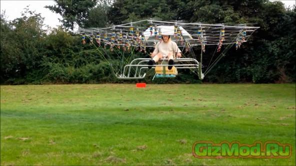 Полет на дронах