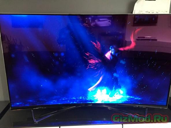 65-дюймовый 4К OLED-телевизор Panasonic