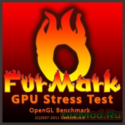 FurMark 1.17.0 - лохматый бублик