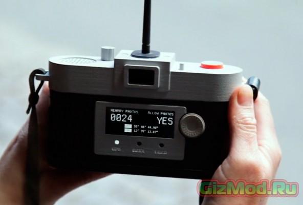 Camera Restricta: нет однотипным фотографиям