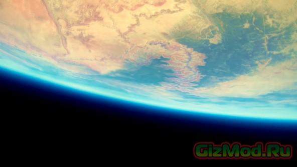 Воздушное путешествие камеры GoPro