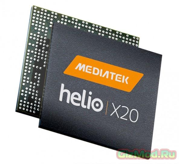 Готовятся к выпуску смартфоны с 10-ядерным процессором