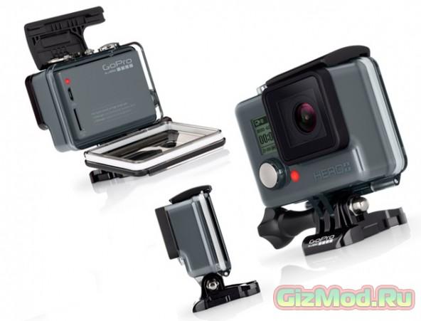 Компания GoPro представила новую экшн-камеру HERO+