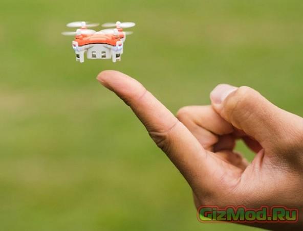 Маленький квадрокоптер SKEYE Pico