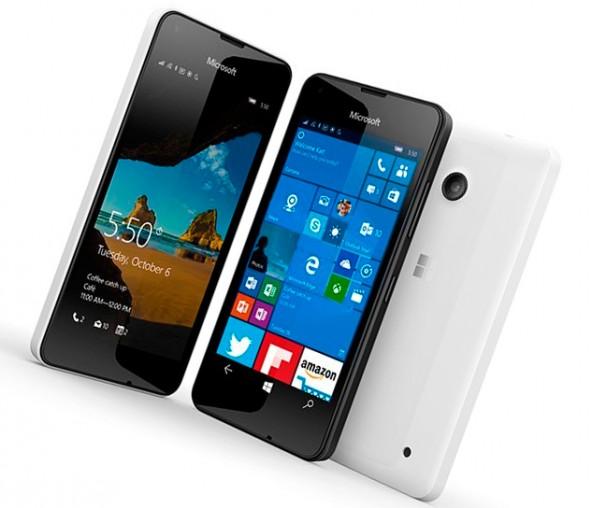 Анонс Microsoft Lumia 550, 950 и 950 XL