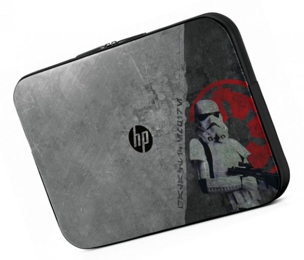 Ноутбук HP для фанатов «Звездных войн»