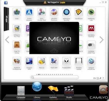 Cameyo 3.0.1398 - все для создания портативных программ
