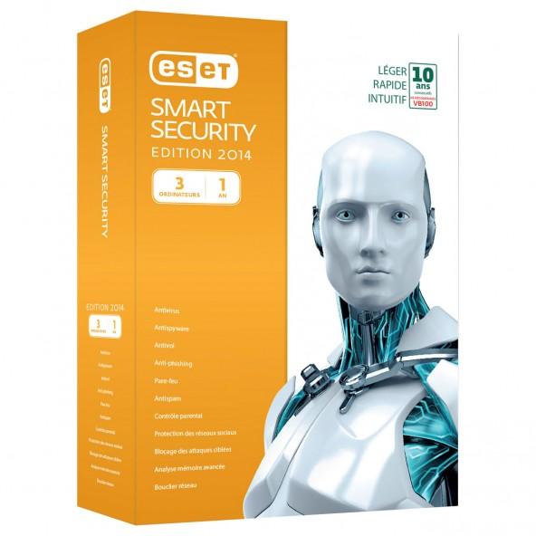 ESET Smart Security 9.0.318.20 Rus - антивирусный сканер
