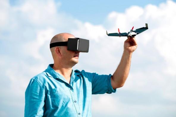 Взгляни на мир с точки зрения, бумажного самолетика