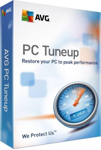 AVG PC TuneUp 16.3.1.24857 - эфективная настройка системы