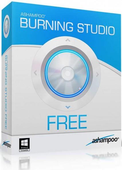 Ashampoo Burning Studio 1.15.3 Free - бесплатный пакет для записи дисков