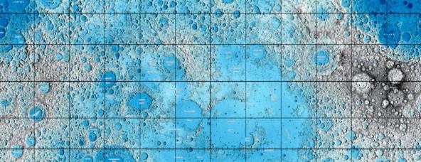 Новые лунные карты
