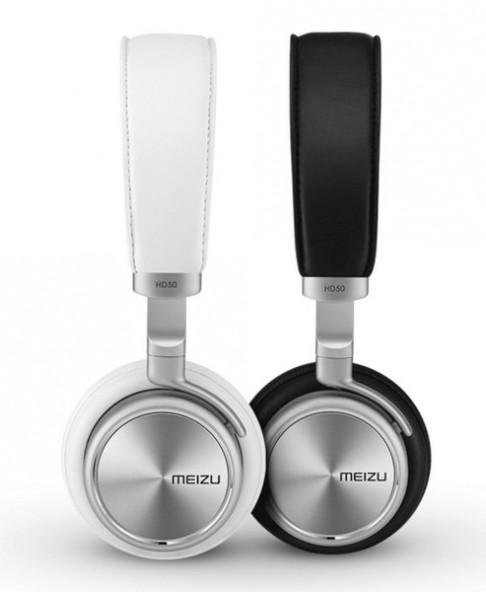 """60-баксовые """"уши"""" Meizu HD50"""