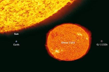 39 световых лет до ближайшей екзопланеты