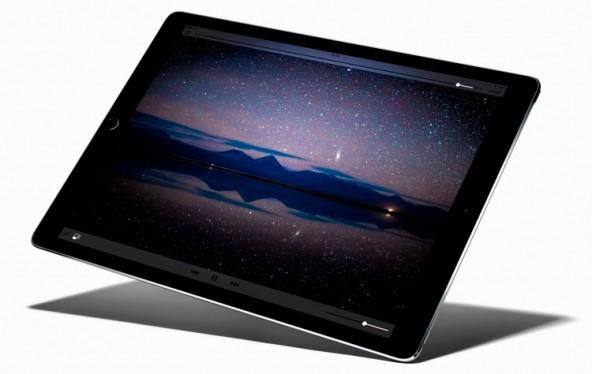 Начинаются продажи планшета iPad Pro