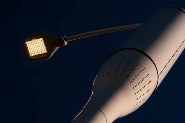 Уличные фонари с поддержкой LTE-соединения
