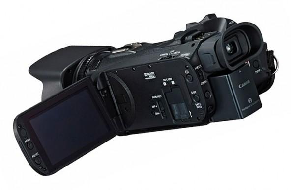Компактные видеокамеры Canon