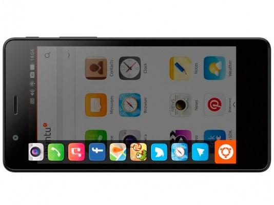 Стартовали официальные продажи смартфонов на базе Ubuntu