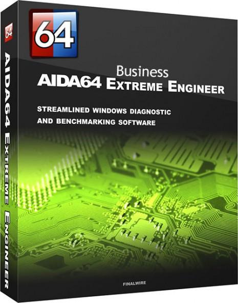 AIDA64 5.50.3643 Beta - исчерпывающая информация о составе ПК