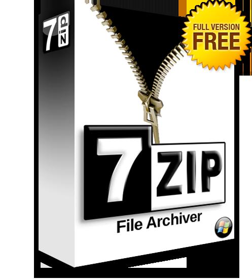 7-Zip 15.12 Final - крутой архиватор