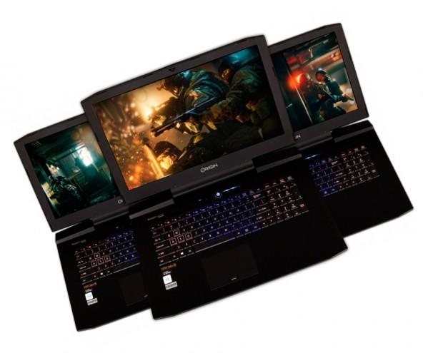 Игровой ноутбук Origin EON17-SLX
