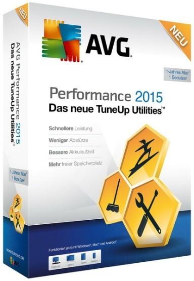 AVG PC TuneUp 16.12.1.43164 - настрой систему на быстродействие