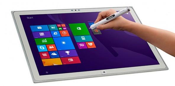 Обновленный планшет Panasonic с 20-дюймовым экраном