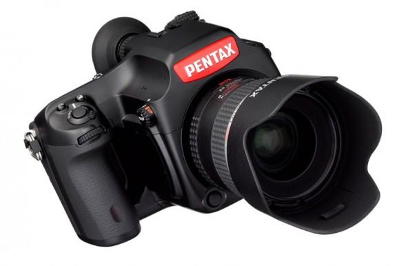 Фотоаппарат Pentax 645Z IR с возможностью инфракрасной съемки