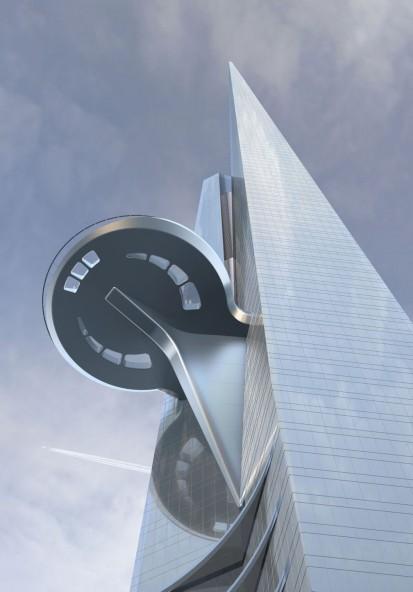 Ведется строительство самого высокого здания в мире