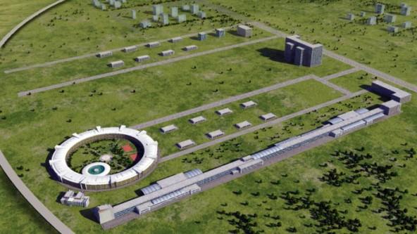Китай планирует построить ускоритель частиц