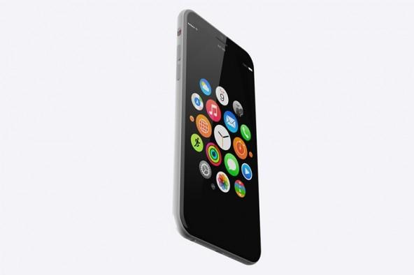 Пять прототипов iPhone 7