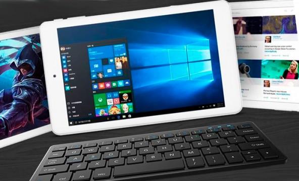 Планшет Cube iwork8 Ultimate на платформе Intel Atom
