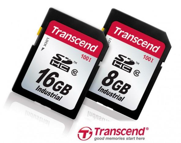 Новые карты памяти Transcend SDHC100I для промышленности