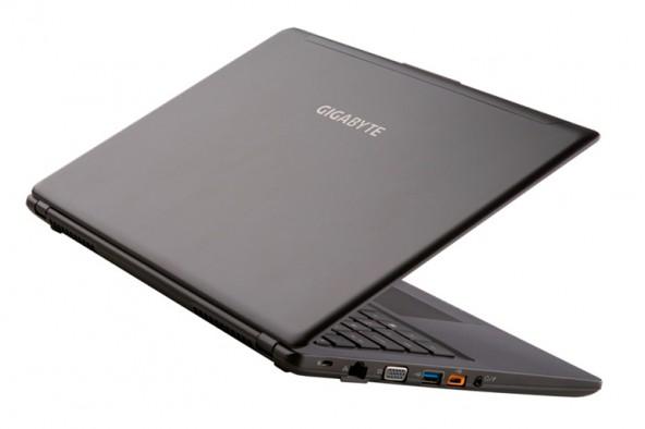 Мощный ноутбук от Gigabyte