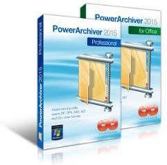 PowerArchiver 16.00.43 RC1 - очень удобный архиватор