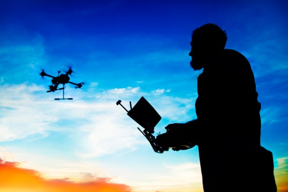 Регистрация дронов в США началась