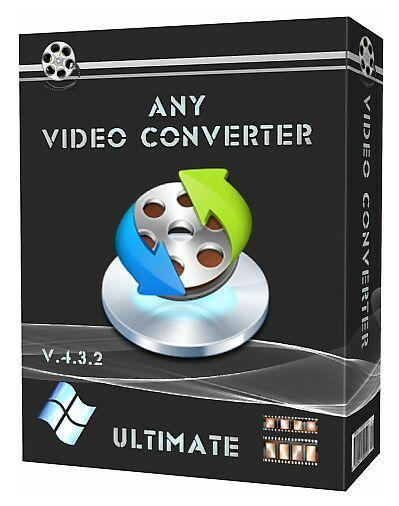 Any Video Converter Free 5.8.8 - бесплатный конвертер
