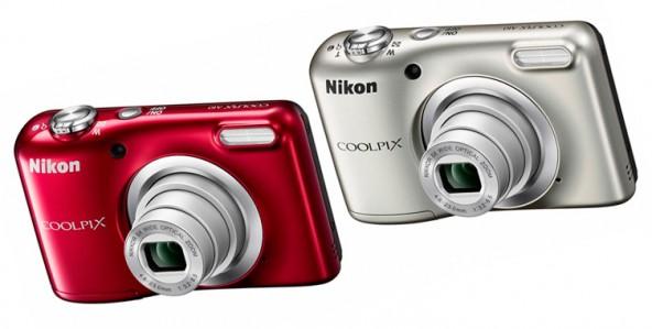 Новые компактные камеры от Nikon