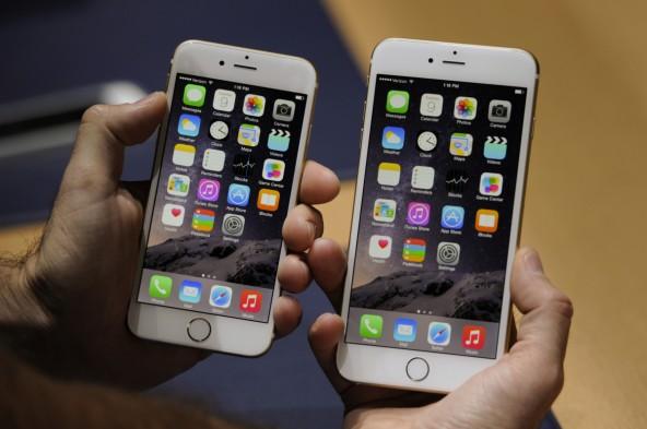 Apple iPhone 6S Plus - даешь 132 тыс. попугаев!