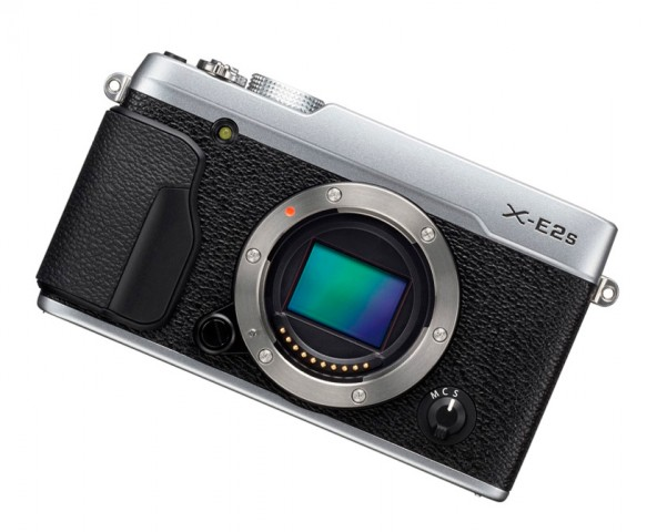 Беззеркальная фотокамера Fujifilm X-E2S