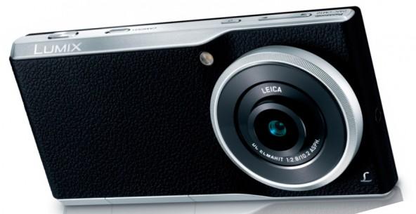 Гибрид камеры и смартфона Panasonic Lumix DMC-CM10